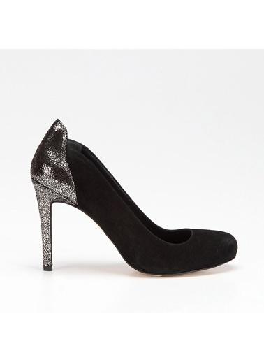 Hotiç %100 Deri Klasik Ayakkabı Siyah